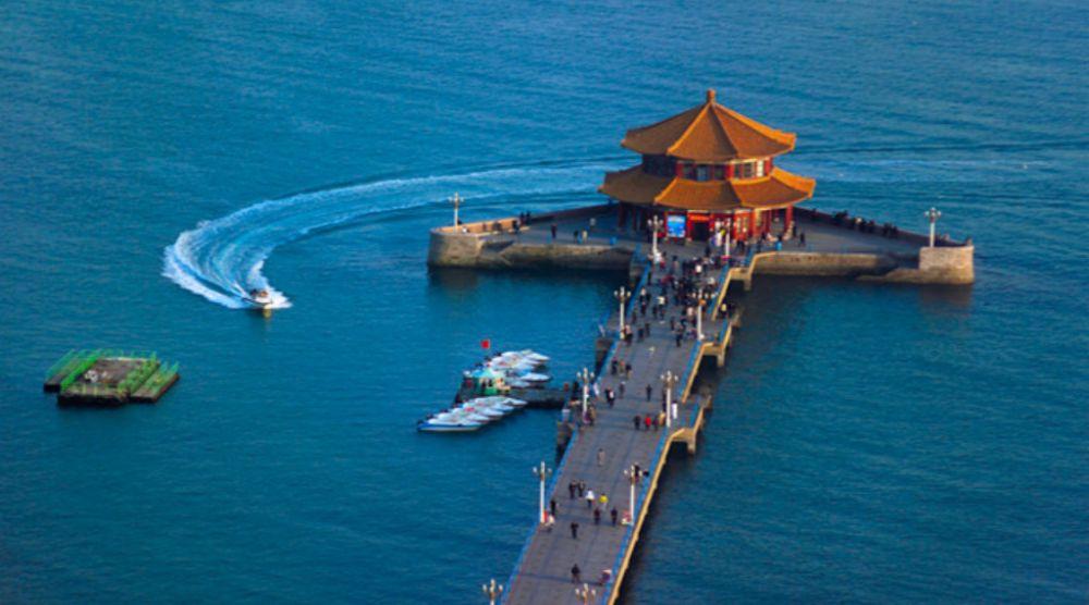 Z5美食之旅海阳威海青岛滩金沙刘公岛烟台鲸美食凤味三立网站图片